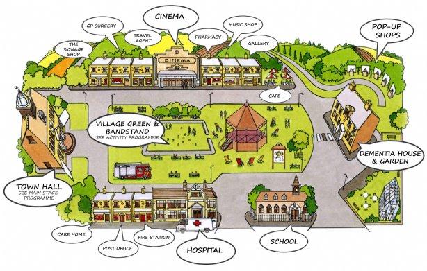 Hogewey Dementia Village