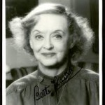 Happy older Bette Davis