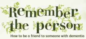 Remember the person