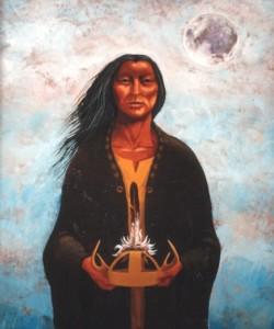 Jikonsaseh first clan mother