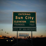 Del Webb Sun City sign